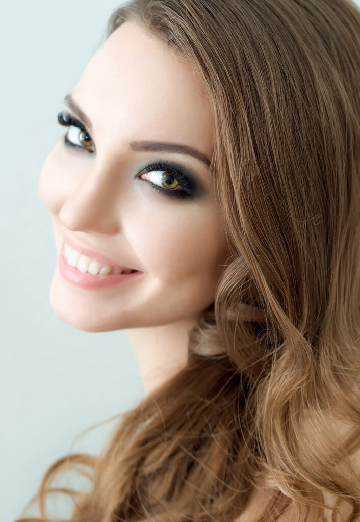 Icona make up - total look