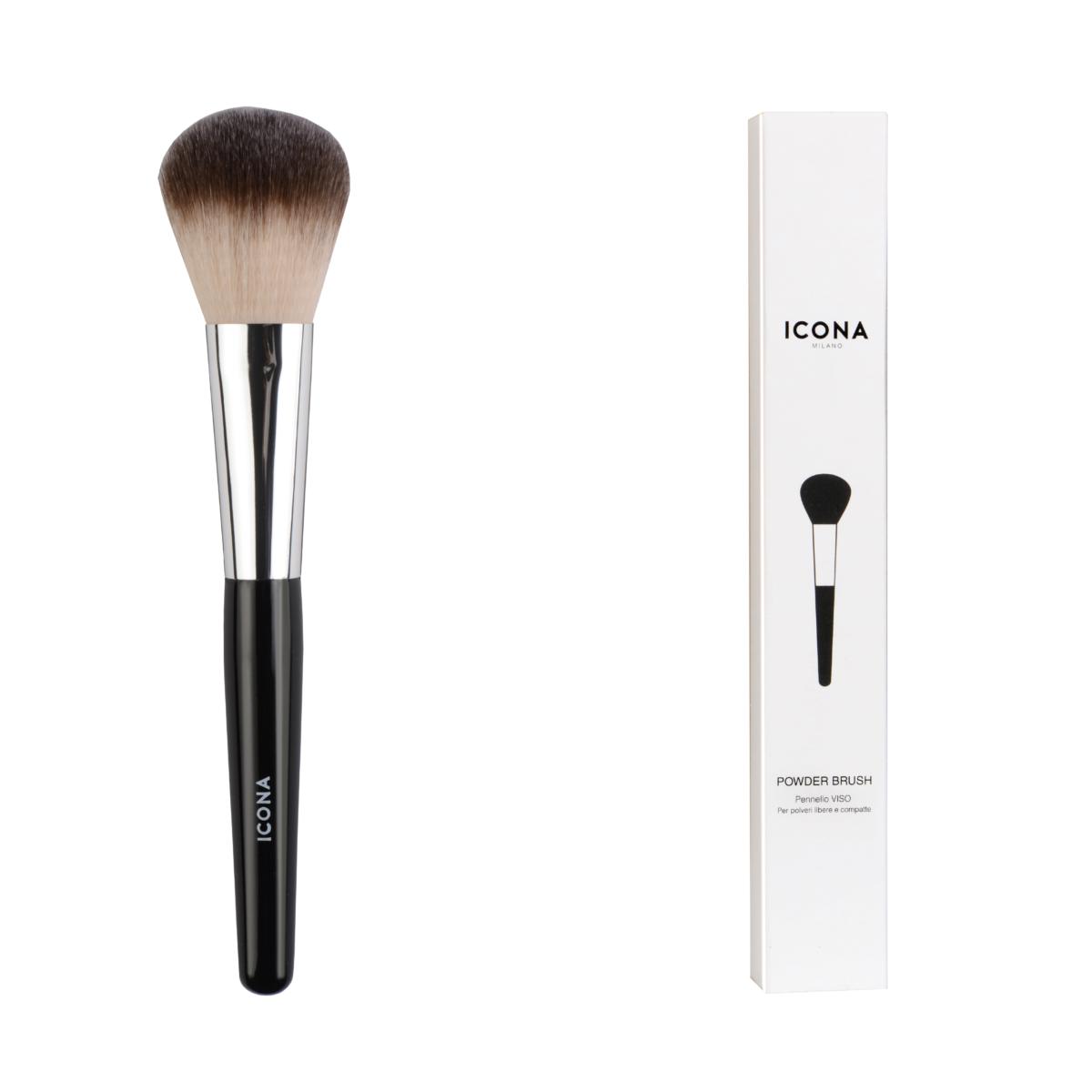 1010_Pennello viso powder - Icona make up