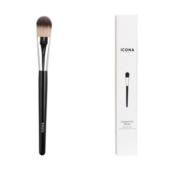 1012_Pennello viso FOUNDATION - Icona Make up