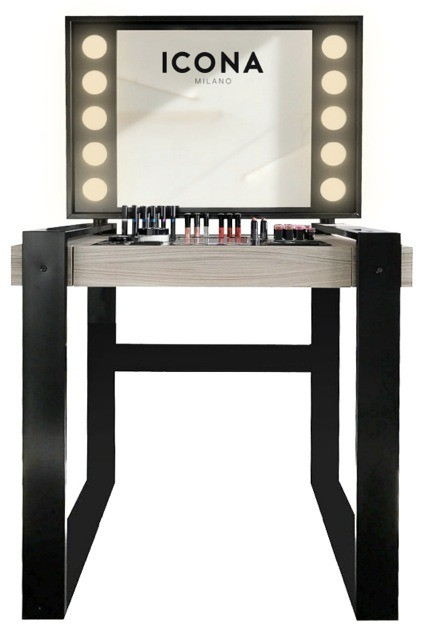 Icona Make up Milano - Make up desk